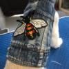 Bee Gillet denium jacket