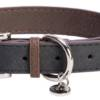 DO&G Leather Collection Collar Black