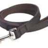 DO&G Leather Collection Lead Black