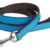 DO&G Leather Collection Lead Light Blue