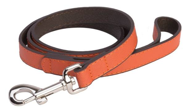 DO&G Leather Collection Lead Orange