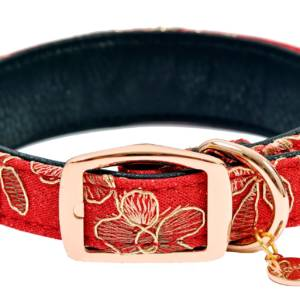 red regal collar
