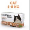 Fleascreen Combo Packs cat