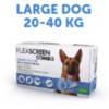 fleascreen combo treatment large dog