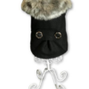 black-fur-lightweight-jacket