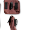 bown side view k9 accessory bag