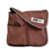 brown k9 accessory bag
