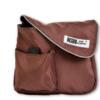 brown k9 accessory bag