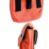 orange side view k9 accessory bag